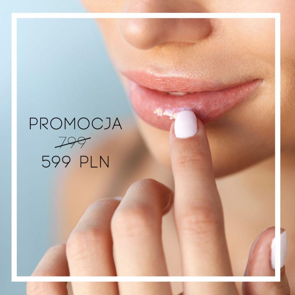 promocja powiększanie ust